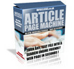 Thumbnail Turn Any Text Article Into A Search Engine Friendly Web Page
