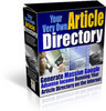 Thumbnail  Your Own Article Directory Website -Script