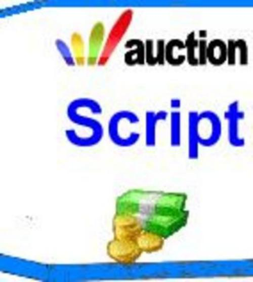 Product picture Auction Website Script  Clone PHP