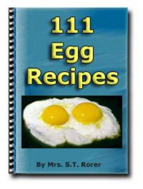 Product picture EGG Recipes