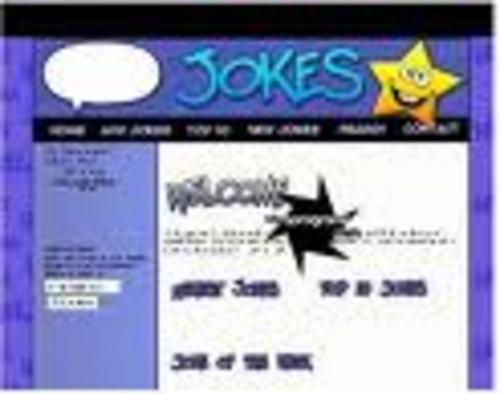 Product picture Jokes Website Script