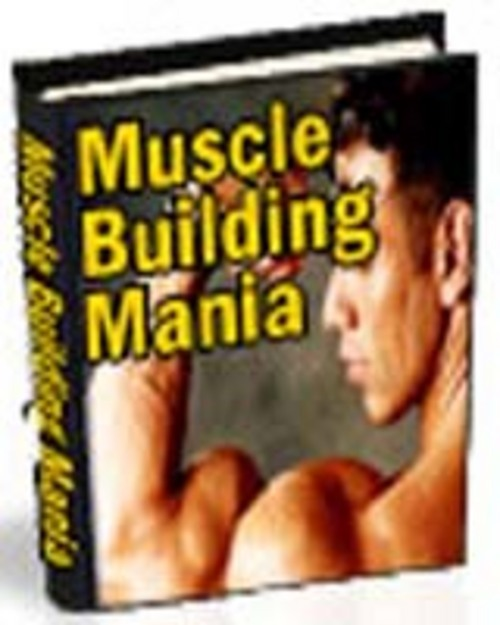 Product picture Muscle Building Mania