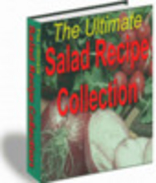 Product picture Salad Recipe Sampler