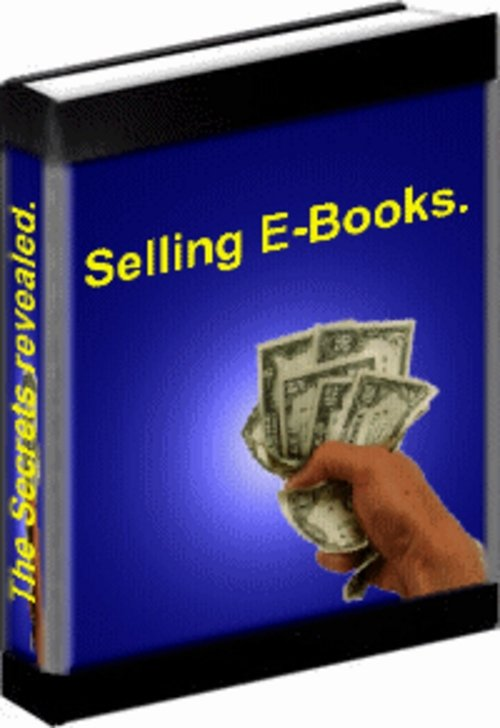 Product picture Selling-ebooks-on-ebay-properley