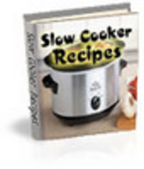 Product picture 250+ Slow Cooker Recipes+ Master Resell Rights