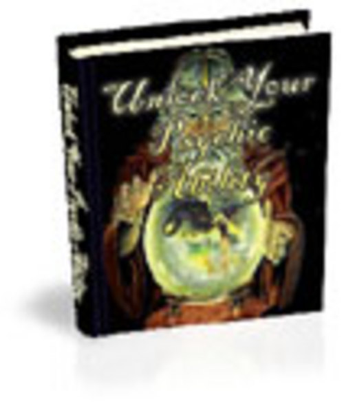 Product picture Unlock-Your-Psychic-Medium-Paranormal-Ability