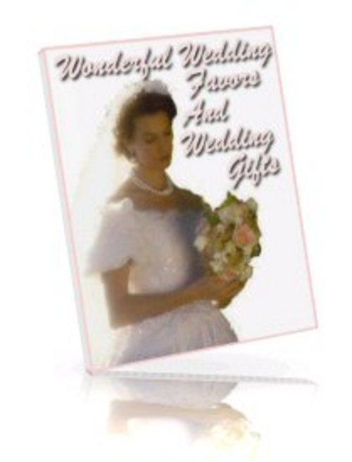 Product picture wedding biz