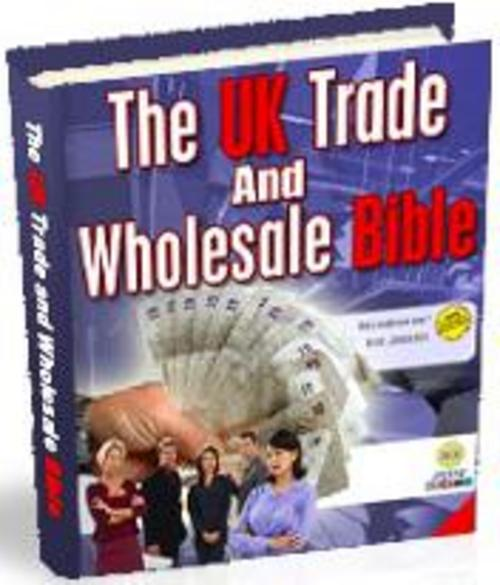 Product picture Directory of UK wholesale websites and auction houses