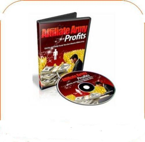 Product picture Affiliate  Army Profits  Video Series