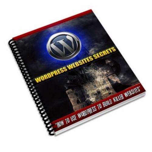 Product picture Wordpress Websites Secrets
